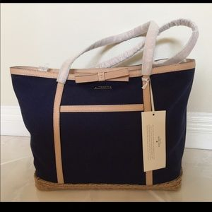 Kate Spade Espadrille Capri Bag~ Sold Out